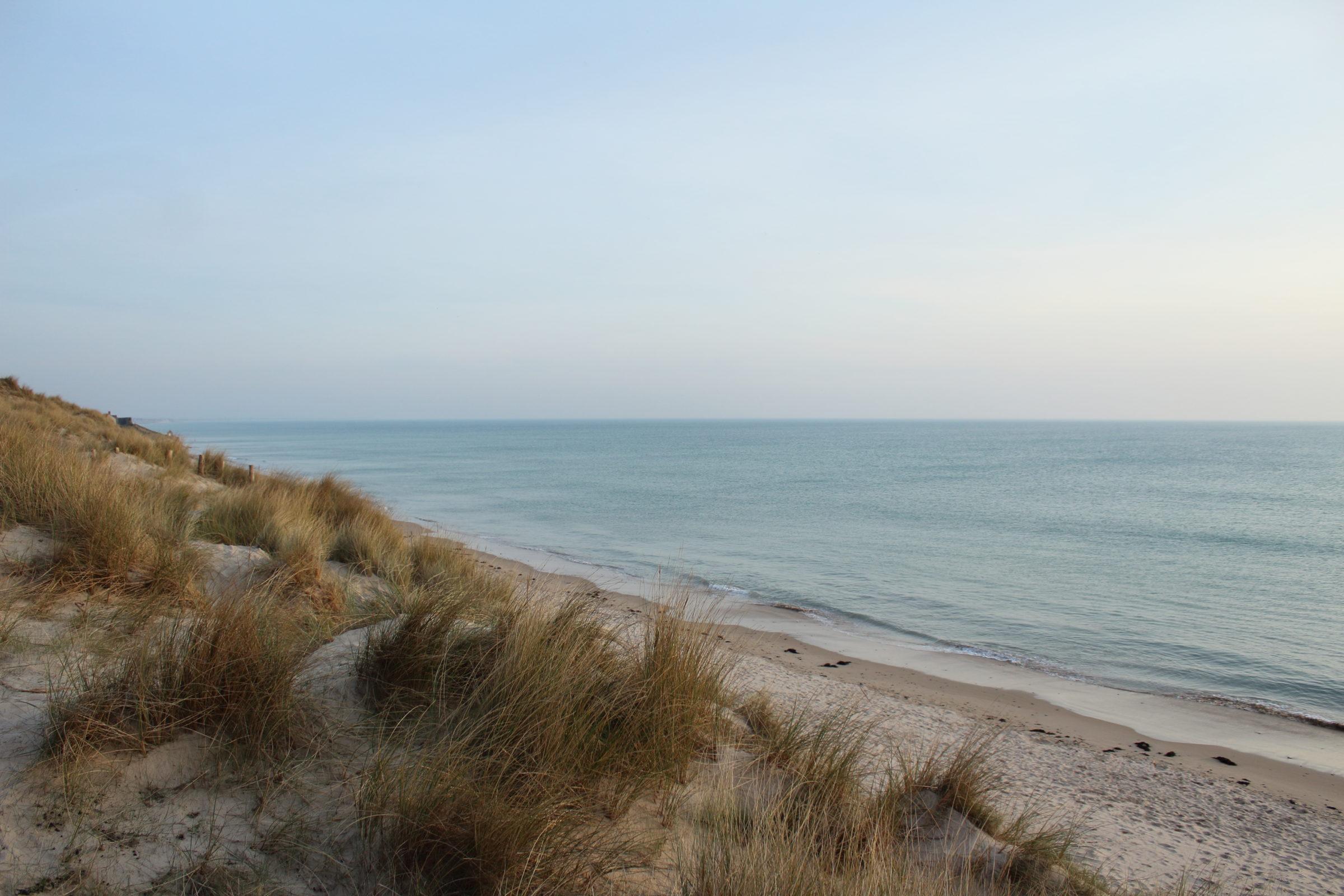 Escale dans les dunes